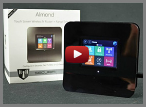 See how to setup almond as a wireless router